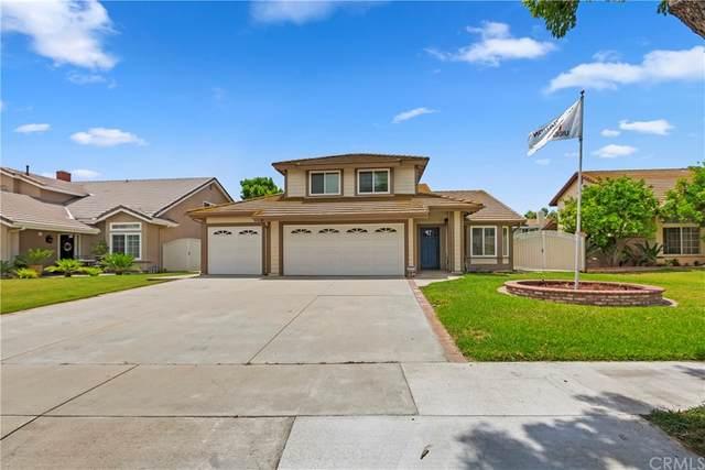 6429 Prescott Street, Chino, CA 91710 (#IV21166296) :: Cochren Realty Team   KW the Lakes