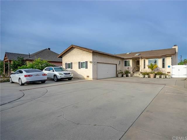 735 S Newhope Street, Santa Ana, CA 92704 (#PW21167208) :: Zutila, Inc.