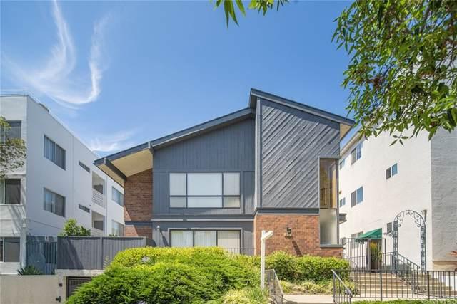 838 11th Street #102, Santa Monica, CA 90403 (#WS21168133) :: Better Living SoCal