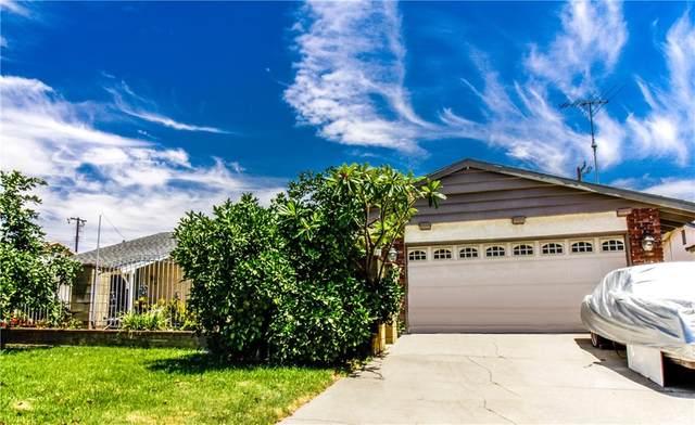 10133 Fremont Avenue, Montclair, CA 91763 (#CV21168079) :: Latrice Deluna Homes