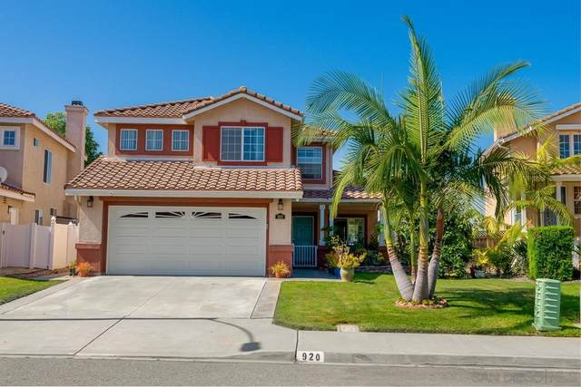 920 Norella Street, Chula Vista, CA 91910 (#210021733) :: Cochren Realty Team   KW the Lakes