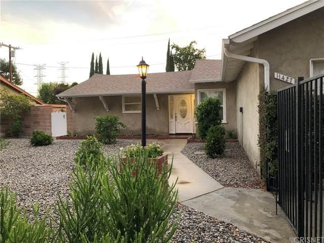 11427 Collett Avenue, Granada Hills, CA 91344 (#SR21168349) :: Doherty Real Estate Group