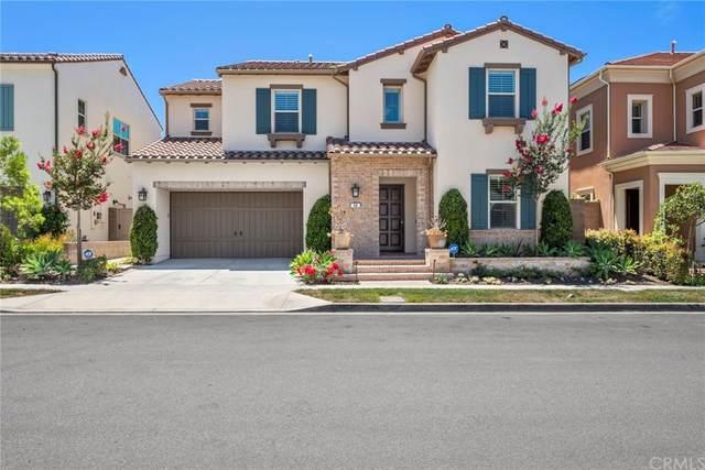 68 Walden, Irvine, CA 92620 (#OC21168718) :: Blake Cory Home Selling Team