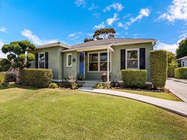 4873 49Th St, San Diego, CA 92115 (#210021826) :: Steele Canyon Realty