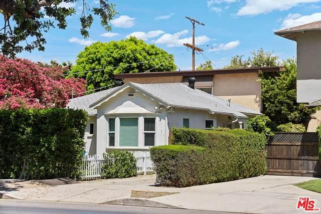 4428 Tujunga Avenue, Studio City, CA 91602 (#21766718) :: Latrice Deluna Homes