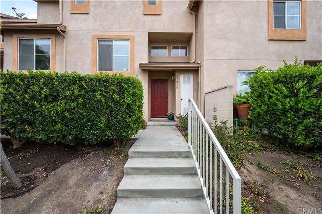 23258 Colony Park Drive, Carson, CA 90745 (#SB21158922) :: Latrice Deluna Homes