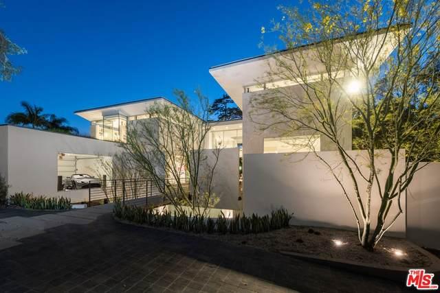 835 San Vicente Boulevard, Santa Monica, CA 90402 (#21751898) :: American Real Estate List & Sell