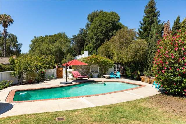 8 Buckskin Lane, Rolling Hills Estates, CA 90274 (#SB21160245) :: Go Gabby