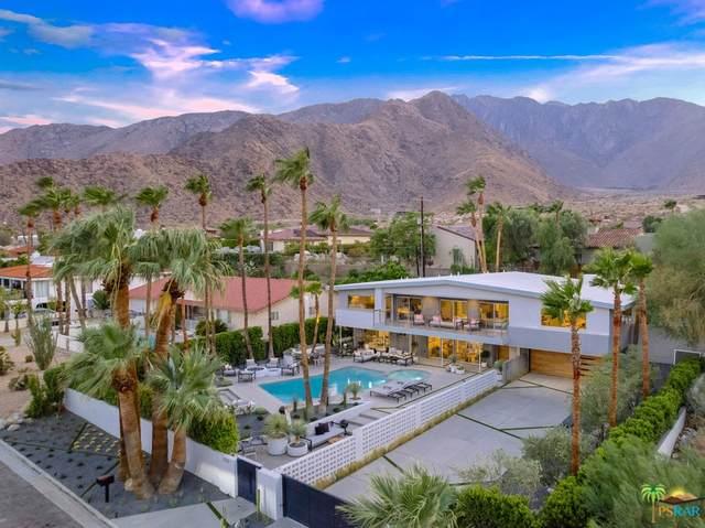 2303 N Milo Drive, Palm Springs, CA 92262 (#21765298) :: Robyn Icenhower & Associates