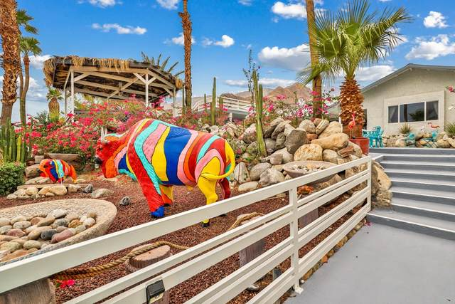2233 N Milo Drive, Palm Springs, CA 92262 (#219065730PS) :: Steele Canyon Realty