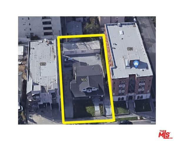 905 Irolo Street, Los Angeles (City), CA 90006 (#21769164) :: Massa & Associates Real Estate Group   eXp California Realty Inc