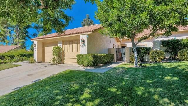 17852 Avenida Cordillera #33, San Diego, CA 92128 (#NDP2109119) :: Necol Realty Group