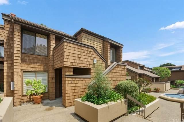 2 Canyon Island Drive #2, Newport Beach, CA 92660 (#NP21165528) :: Wendy Rich-Soto and Associates