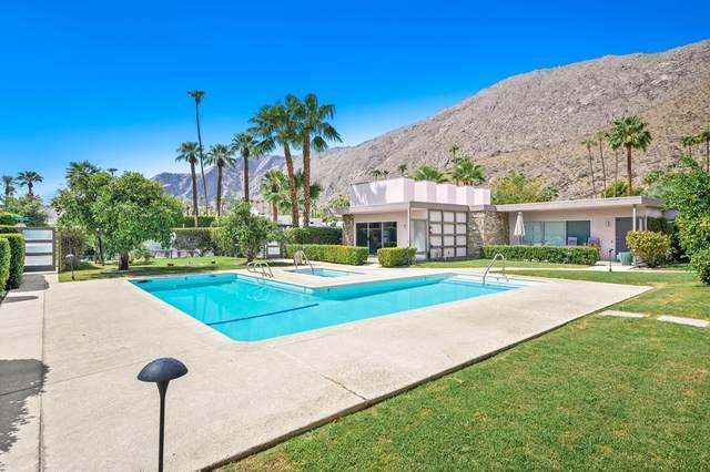 500 W Arenas Road #10, Palm Springs, CA 92262 (#219066016DA) :: Corcoran Global Living