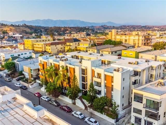 630 N Grand Avenue #301, Los Angeles (City), CA 90012 (#CV21177018) :: The M&M Team Realty