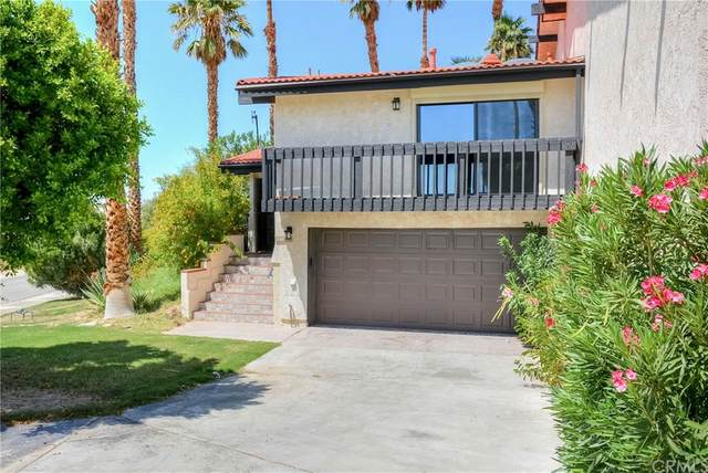 67300 Rochelle Road, Desert Hot Springs, CA 92240 (#PW21176799) :: Steele Canyon Realty