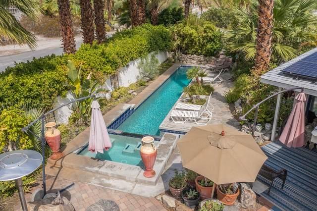 420 W Via Escuela, Palm Springs, CA 92262 (#219066108PS) :: Steele Canyon Realty