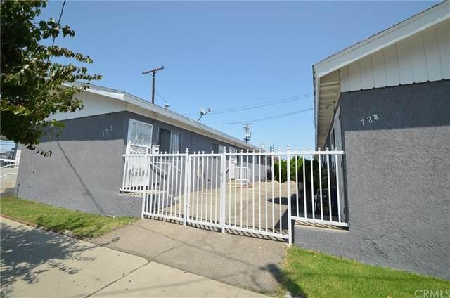 728 King Avenue, Wilmington, CA 90744 (#PV21176651) :: Latrice Deluna Homes