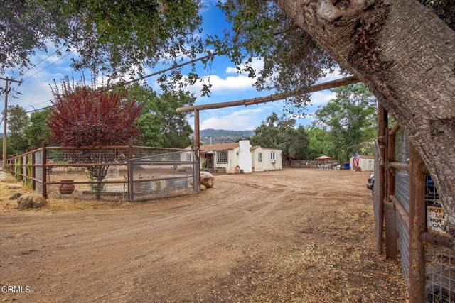 10572 Ojai-Santa Paula Road, Ojai, CA 93023 (#V1-7791) :: Swack Real Estate Group   Keller Williams Realty Central Coast