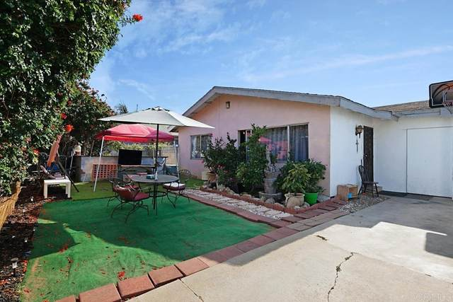 1252 13Th. Street, Imperial Beach, CA 91932 (#NDP2109597) :: The M&M Team Realty