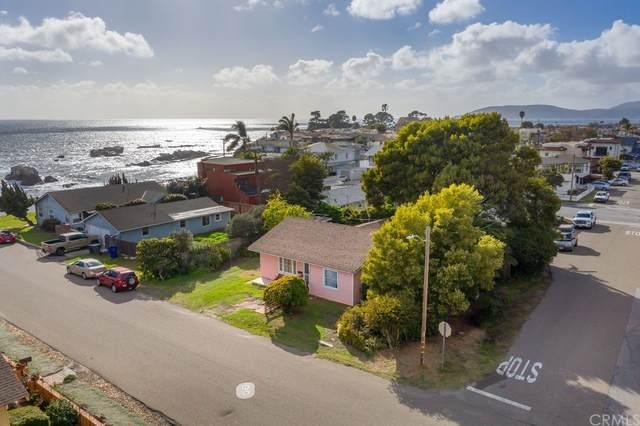306 Pier Avenue, Pismo Beach, CA 93449 (#PI21181173) :: Jett Real Estate Group