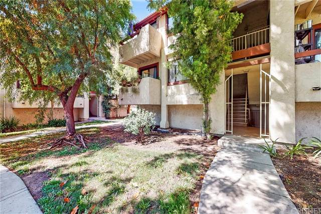 27905 Tyler Lane #707, Canyon Country, CA 91387 (#SR21181624) :: Steele Canyon Realty