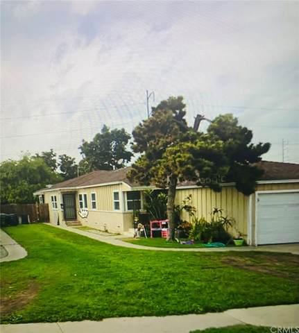 10919 S Burl Avenue, Inglewood, CA 90304 (#RS21182318) :: Steele Canyon Realty