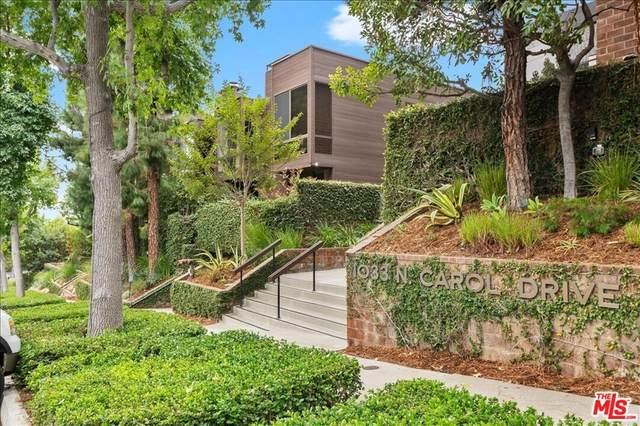 1033 N Carol Drive T6, West Hollywood, CA 90069 (#21772732) :: Wendy Rich-Soto and Associates