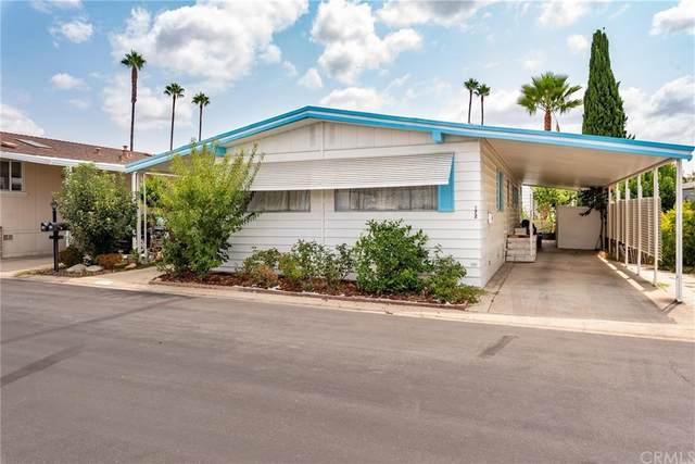 24921 Muirlands Boulevard #172, Lake Forest, CA 92630 (#PW21182350) :: Blake Cory Home Selling Team