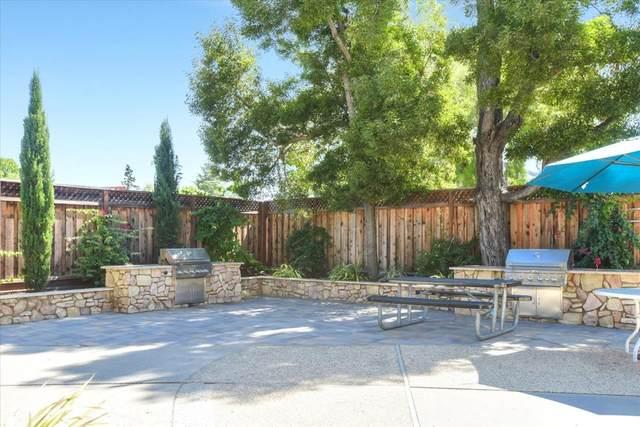 1614 Hudson Street #311, Redwood City, CA 94061 (#ML81858885) :: Necol Realty Group