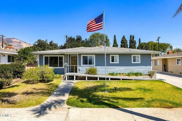 652 Shiells Drive, Fillmore, CA 93015 (#V1-7878) :: Robyn Icenhower & Associates