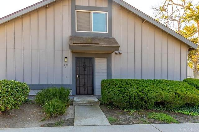 2872 Casey Street A, San Diego, CA 92139 (#PTP2105947) :: Corcoran Global Living