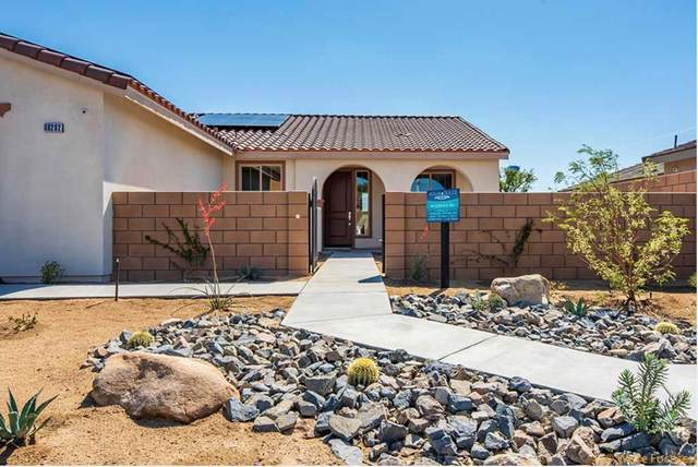 14322 E Agua Dulce Drive, Desert Hot Springs, CA 92240 (#219066529PS) :: Corcoran Global Living
