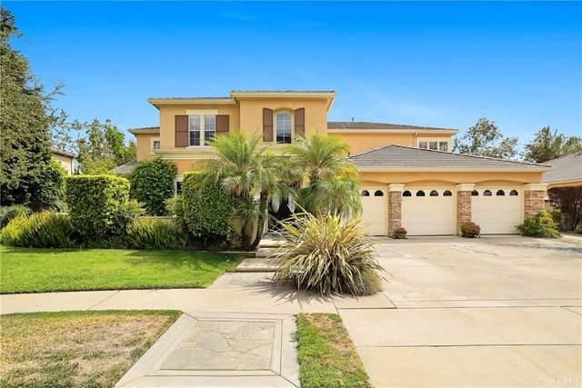 2420 Vista Del Sol, La Verne, CA 91750 (#CV21185481) :: Mainstreet Realtors®