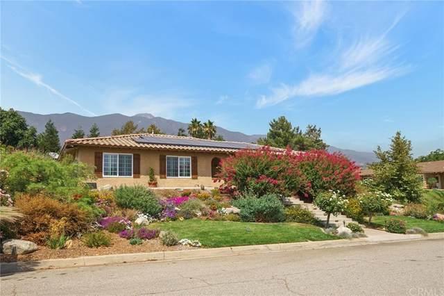 9072 Camellia Court, Rancho Cucamonga, CA 91737 (#CV21185619) :: Corcoran Global Living