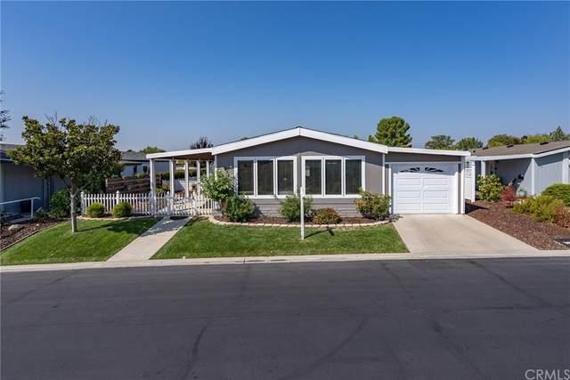 238 Partridge Avenue, Paso Robles, CA 93446 (#NS21183051) :: Mainstreet Realtors®