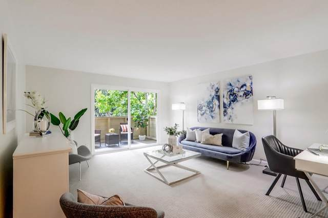 1033 Crestview Drive #208, Mountain View, CA 94040 (#ML81859524) :: Blake Cory Home Selling Team