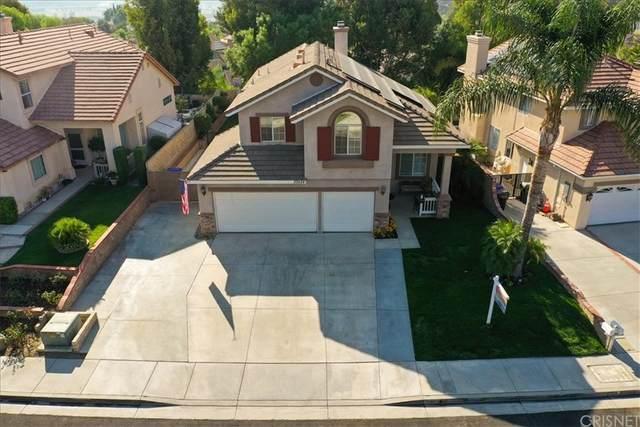 30524 Shasta Court, Castaic, CA 91384 (#SR21186095) :: Jett Real Estate Group