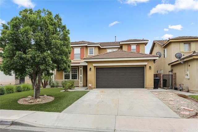 7447 Tucson Lane, Fontana, CA 92336 (#IG21186153) :: Corcoran Global Living