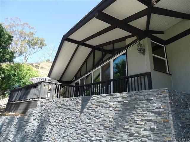 205 Leucadia Road, La Habra Heights, CA 90631 (#DW21186468) :: Steele Canyon Realty