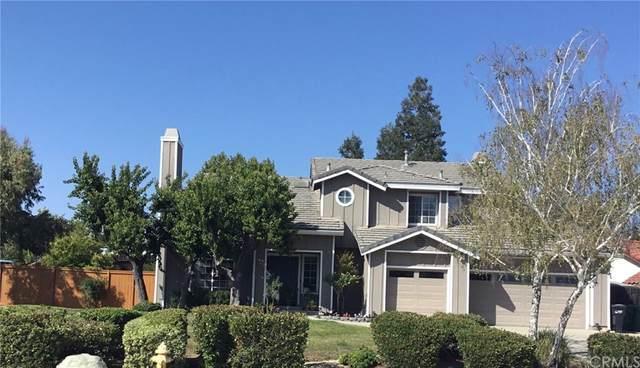 205 Meadowlark Road, Paso Robles, CA 93446 (#NS21187676) :: RE/MAX Empire Properties