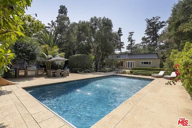 400 Hot Springs Road, Santa Barbara, CA 93108 (#21776786) :: Corcoran Global Living