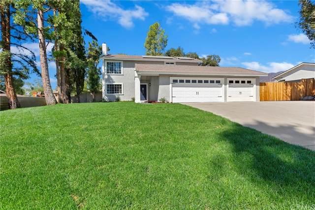 5944 Napa Avenue, Rancho Cucamonga, CA 91701 (#CV21188277) :: Corcoran Global Living