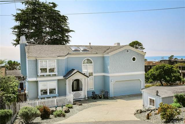 1955 Emmons Road, Cambria, CA 93428 (#SC21187915) :: Swack Real Estate Group | Keller Williams Realty Central Coast