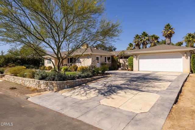 20 Del Valle Street, Oak View, CA 93022 (#V1-7999) :: Robyn Icenhower & Associates