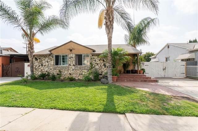 9863 Gullo Avenue, Arleta, CA 91331 (#SR21188185) :: Steele Canyon Realty