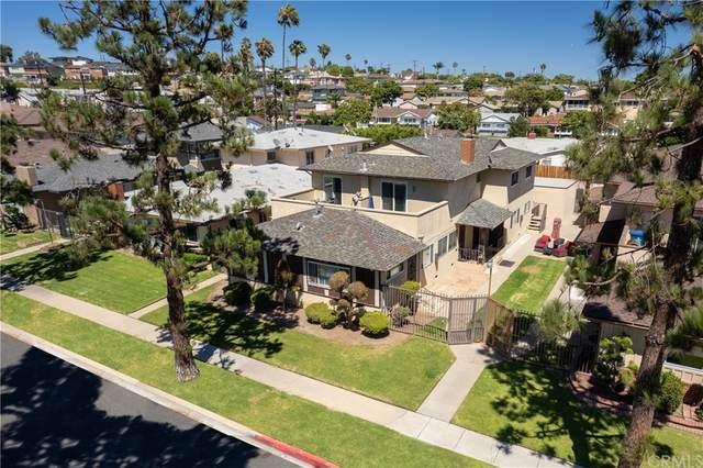 10502 Crenshaw Boulevard, Inglewood, CA 90303 (#PW21188273) :: Steele Canyon Realty