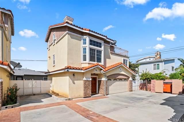 15908 Halldale Avenue C, Gardena, CA 90247 (#AR21189781) :: Corcoran Global Living