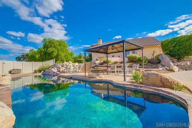 724 Camino Scarpitta, Alpine, CA 91901 (#210024505) :: Jett Real Estate Group