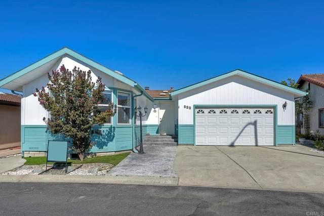 622 Via Santa Paulo, Vista, CA 92081 (#NDP2110054) :: Steele Canyon Realty